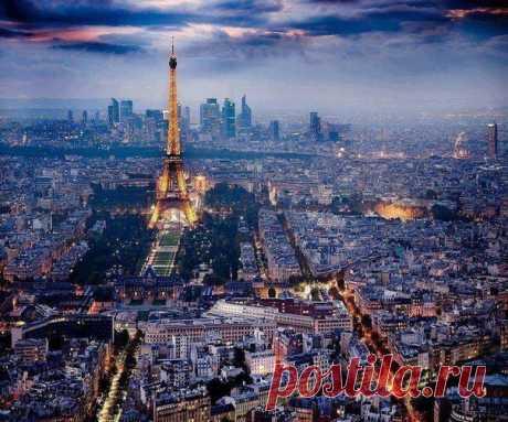 О!Париж,Париж!!!
