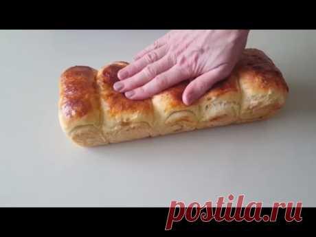 Особенная сдоба! Никогда не догадаетесь на чем замешено тесто!