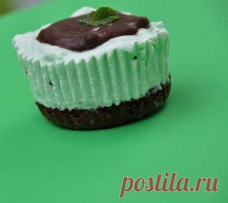 Чизкейк с мятой рецепт – выпечка и десерты. «Еда»
