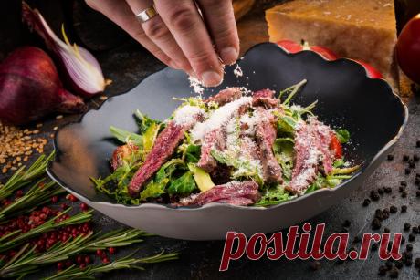 21 салат, который должен уметь готовить каждый шеф и 1 наш, любимый, который под силу каждому... | DiDinfo | Яндекс Дзен