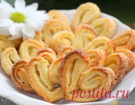 Берлинское творожное печенье | Официальный сайт кулинарных рецептов Юлии Высоцкой