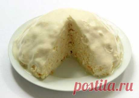 Молочный тортик без выпечки. Готовлю, когда хочу чего-то особенного! — Лайм