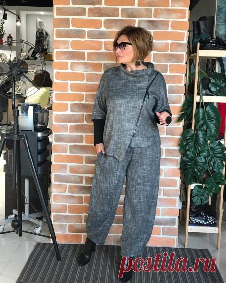 Актуальные осенние брюки для дам старше 45-ти лет | Леди Лайк | Яндекс Дзен