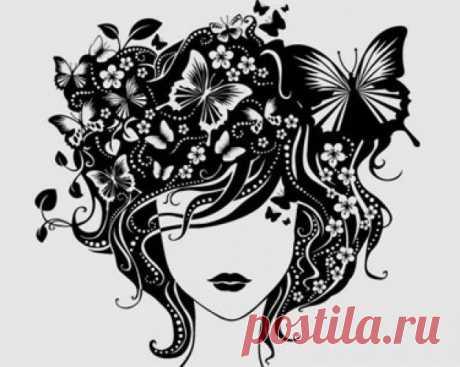 сток иллюстрации: Красивые девушки вектор | Скачать вектор