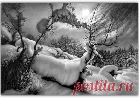 Снег, согревающий душу - ХРОНИКИ ПОСЛЕДНЕГО РУБЕЖА