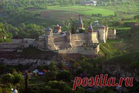 Старинные замки Украины. Замки и крепости Украины