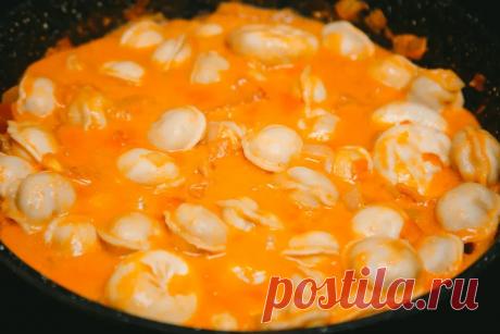 Как из магазинных пельменей приготовить блюдо «пальчики оближешь» | ЯЖЕПОВАР | Яндекс Дзен