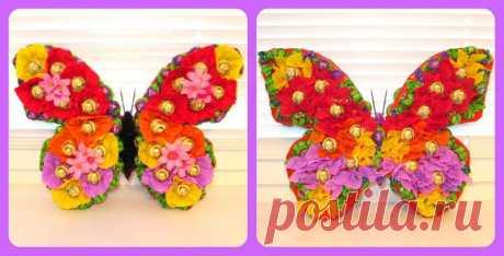 бабочка с конфетами свит дизайн: 11 тыс изображений найдено в Яндекс.Картинках