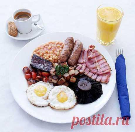 50лучших завтраков мира