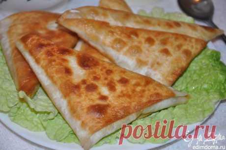 Жареные пирожки из лаваша пользователя Мария Азаркина   Портал кулинарных рецептов «Едим дома!»