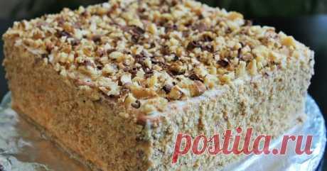 Без коржей и без духовки: торт, который удивит и покорит даже твою придирчивую свекровь