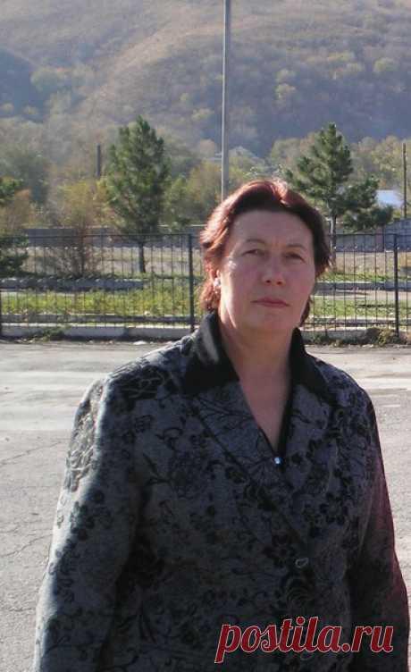 Галина Большакова