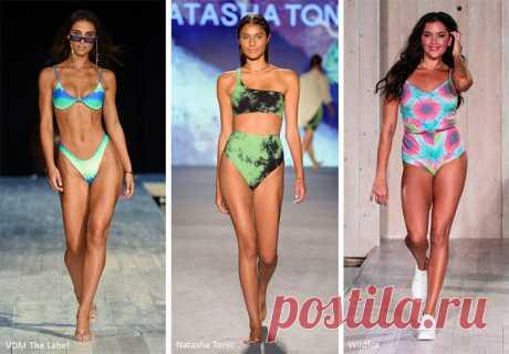 Модные купальники 2020: тенденции лета, 70+ фото