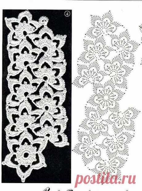 Красивое летнее платье крючком. Воплощение фабричной версии в вязании крючком.