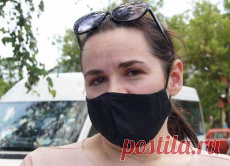 Тихановская готовится выступить с обращением Тихановская намерена выступить с обращением к белорусам.
