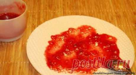 Bruknių arba spanguolių džemas (mėsai) (atsargos žiemai) | Pasididžiuojanti Namų Šeimininkė