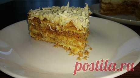 Торт без выпечки, который презошёл все мои ожидания. Пошаговый рецепт с фото! | Рецепты от Асине | Яндекс Дзен