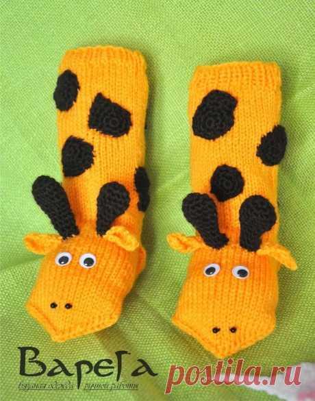 как связать спицами забавные носки зверюшки: 10 тыс изображений найдено в Яндекс.Картинках