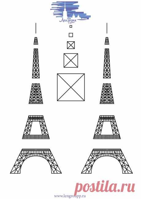 Трафареты для 3D ручек (39 фото) ⭐ Забавник