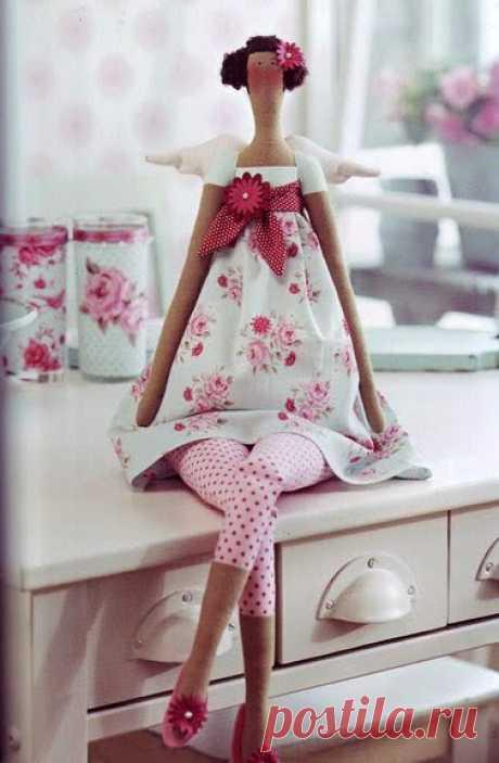 Куклы Тильда - 10 выкроек