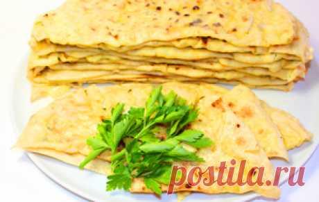 Лепешки дагестанские Чуду рецепт с фото