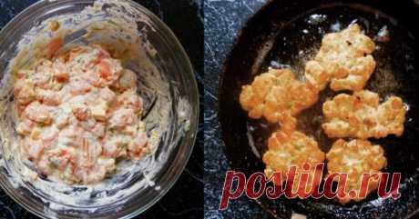 Куриные котлетки на манер оладьев, просто тает во рту…Сытное и простое второе блюдо!