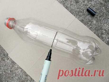 Поделки из пластиковых бутылок своими руками для сада и огорода - пошагово для начинающих, с фото - allWomens