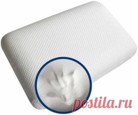 Купить ортопедическую подушку Rita mini в Минске | Подушка с эффектом памяти, цена
