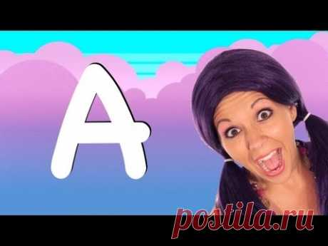 ABC Phonics - Letter A