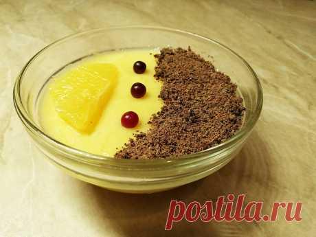 2 лимона и 10 минут, чудо десерт. | Время рецептов | Яндекс Дзен