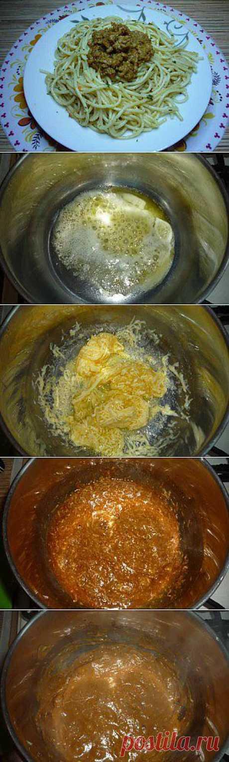 Рецепт соуса для спагетти | Кухарята.ру
