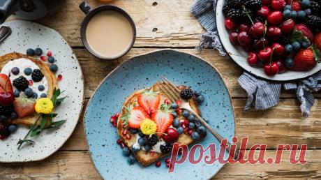 6 рецептов для сытного и здорового завтрака   Блог издательства «Манн, Иванов и Фербер»