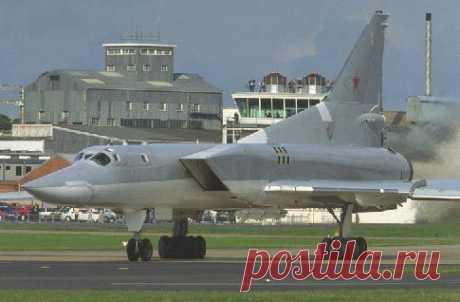 Ту-26(Ту-22М3).Сверхзвуковой бомбардировщик средней дальности с изменяемой геометрией крыла
