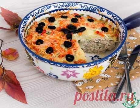 Ленивая капустная запеканка – кулинарный рецепт
