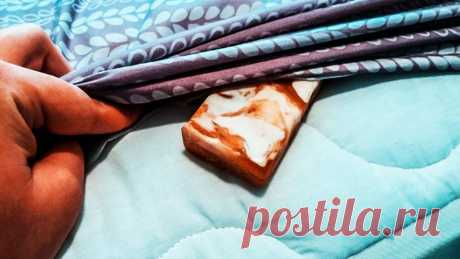 Зачем в постель кладут мыло: чтобы спать спокойно, без судорог