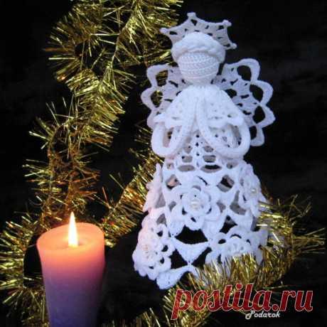 Рождественский ангел.