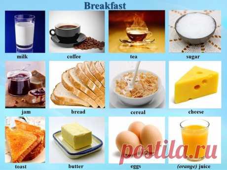 Еда (Food) - урок на английском языке (уровень elementary) | Английский по скайпу в онлайн школе IEnglish