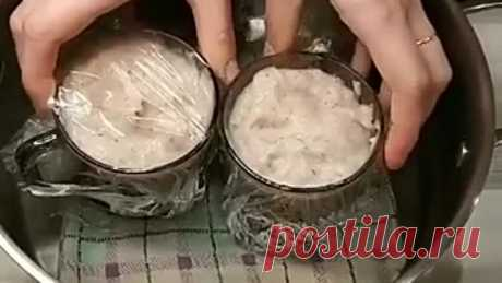 Колбаса в стакане ( рецепт )