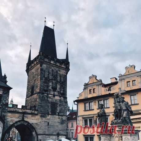 Новости и фото из Чехии и Праги