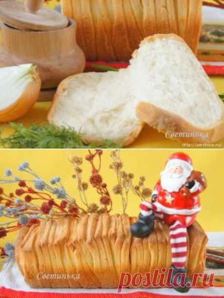 "home-made bread — Italian \""accordion\"""