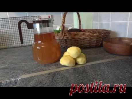 Рецепт Хмелевой Закваски - YouTube
