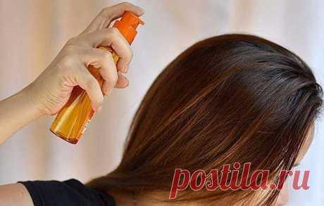 """Витаминный спрей для волос   - 50 мл. минеральной воды (либо отвара трав)  - по 1 ампуле витамина В1, В6, В12 (и В5 если найдете)  - 1 ампула сока алоэ   Способ изготовления:   Нашла в интернете совет от трихолога - добавлять витамины группы В в любой бальзам для волос. Я воспользовалась этой идеей и сделала витаминизированный спрей для волос. Была мысль еще """"усугубить"""" все это популярными витаминами для волос А и Е, но они в масле и я предумала, чтобы волосы не были жирны..."""