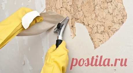 Как снять обои со стен: 4 способа для разных материалов Сухим способом, с размачиванием, со спецпрепаратами или паром — даем четыре инструкции по снятию обоев со стен.
