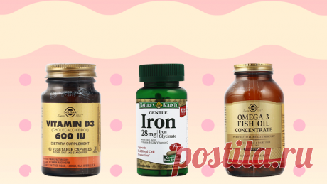Комсомолка и красавица: три главных препарата для женского здоровья - новости на Vseapteki.ru