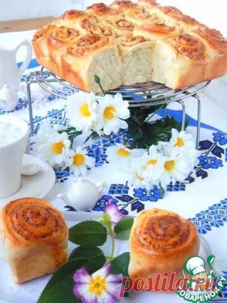 """Пирог """"Из Киева с любовью"""" - кулинарный рецепт"""