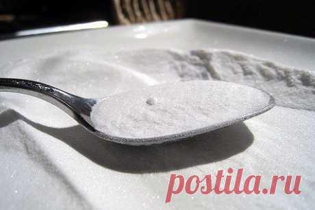 Удивительные свойства пищевой соды