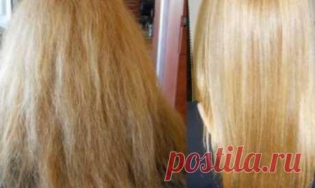 Укладка волос с помощью лимона