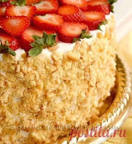 La torta tvorozhno-smetannyy | Mis Bosquejos Culinarios