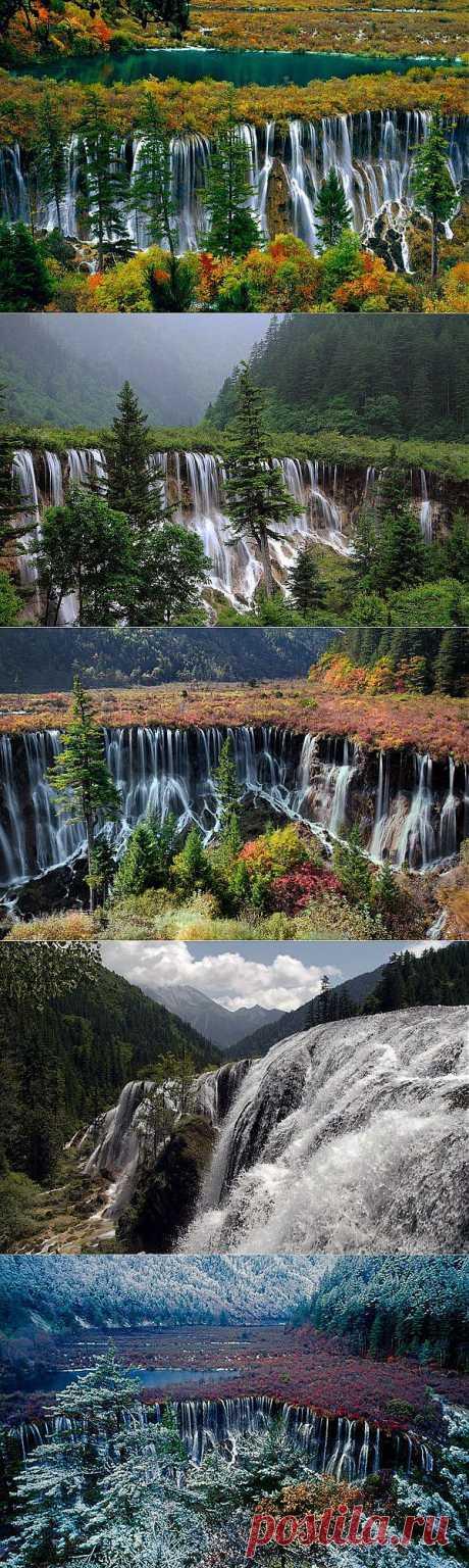 Красивейший водопад Нуорилан / Туристический спутник