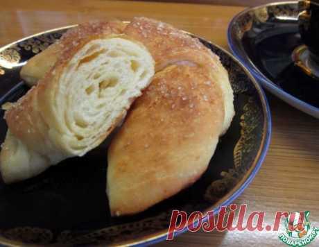 Круассаны – кулинарный рецепт
